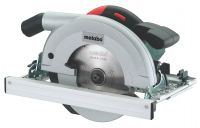 Ручная циркулярная пила METABO KS 66 Plus 600544000